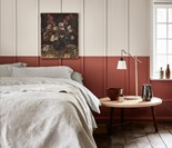 tuscan_red_french_grey_bedroom